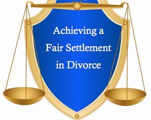 fair-divorce-settlement