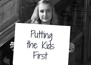 Putting the kids first