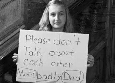 advice for divorcing parents