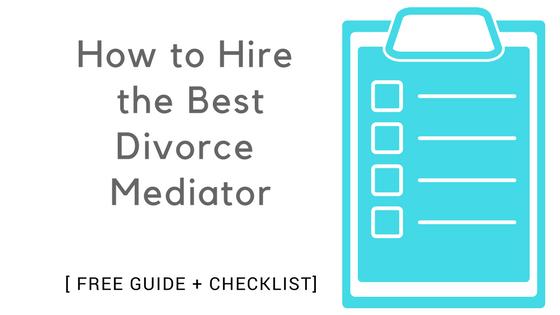 How to Hire Best Divorce Mediator