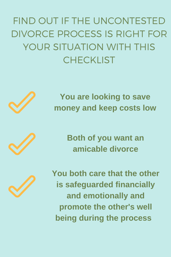 Uncontested divorce in pa reliable answers to 9 most important faqs checklist for divorceg solutioingenieria Image collections